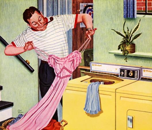 Anybody Can Wash Anything
