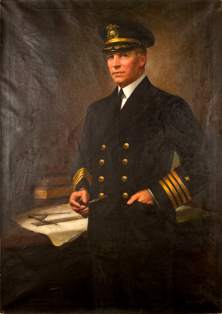 Captain George Fried