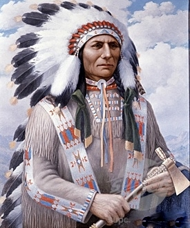 Chief Crazy Horse (Sioux)