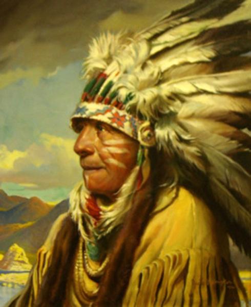 Chief Frank John