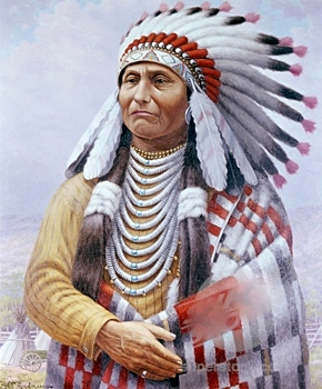 Chief Joseph (Nez Perce)
