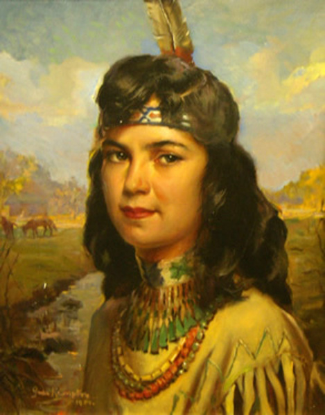 Chieftan's Daughter