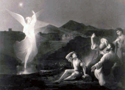 Heavenly Vision (Appearance Of The Angel To The Shepherds)