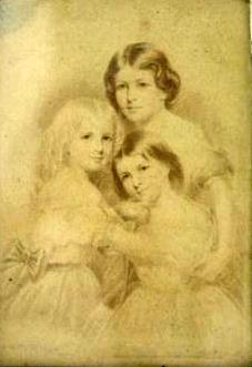 Henry W. Longfellow's Daughters