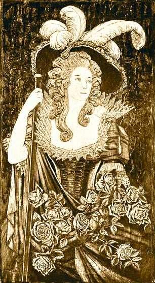 Untitled (possibly Lady Gainsborough)
