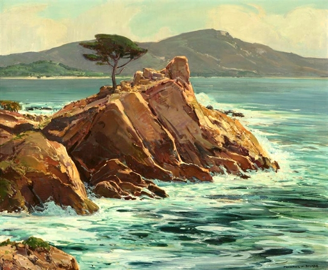 Midway Point, Carmel, California