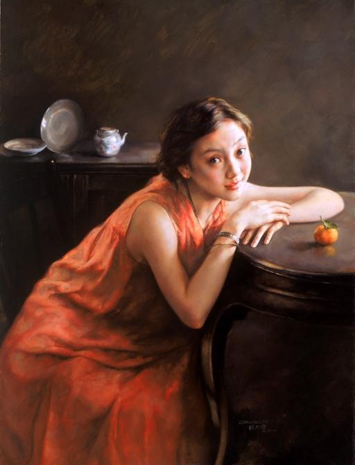 Season Of The Red Orange