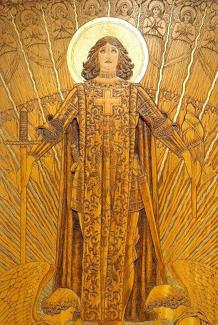 small_Adoration of Saint Joan of Arc
