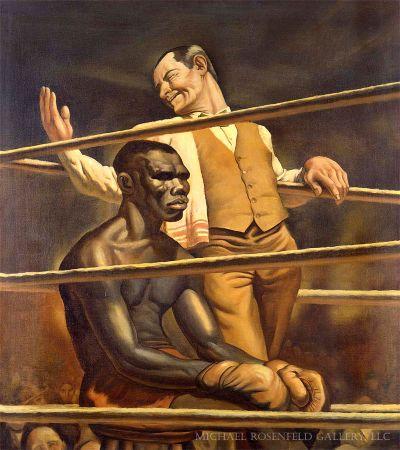 Negro Boxer