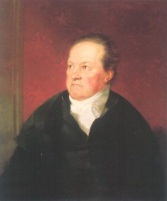 Portrait of De Witt Clinton