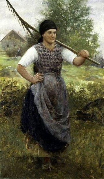 The Bohemian Peasant Girl
