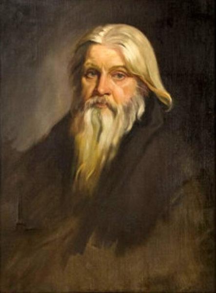 White Bearded Man