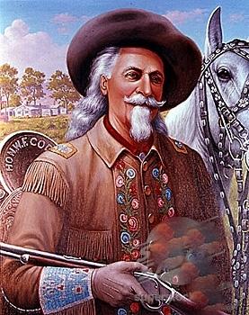 William F. Cody (Buffalo Bill)