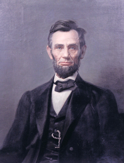 Abraham Lincoln (Thomas Edgar Stephens)