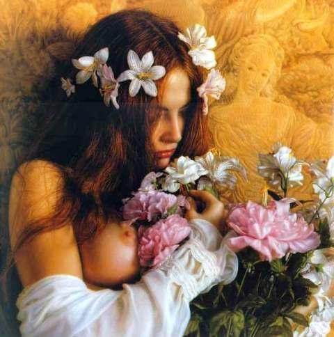 Candace (Flower Child)