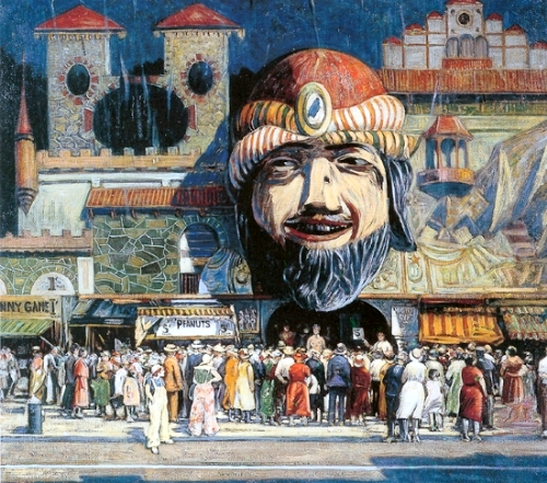 Coney Island Fair New York
