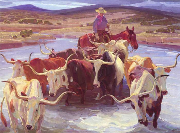 William Herbert Dunton 1878 1936 171 American Gallery