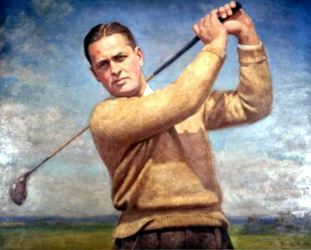 Portrait of Bobby Jones