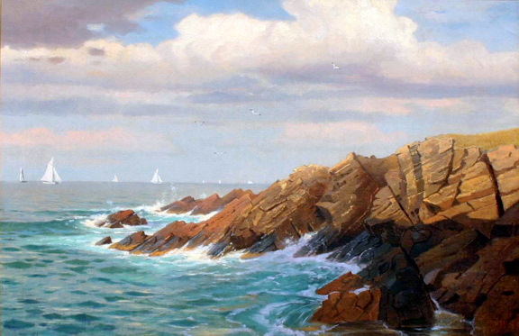Rocks Off Narragansett Bay, Rhode Island