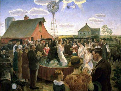 Baptism In Kansas