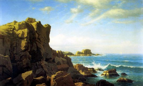 Nahant Rocks, Massachusetts