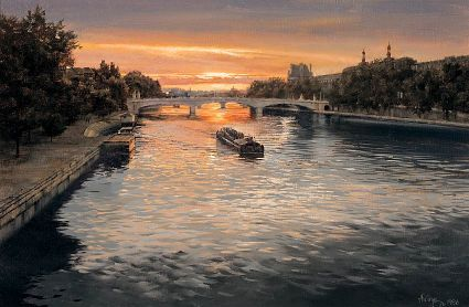 small_River Seine, Paris