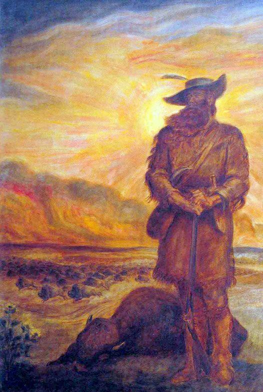 Tragic Prelude - The Plainsman