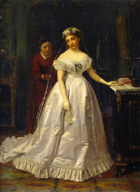 The Bride - The Reluctant Bride