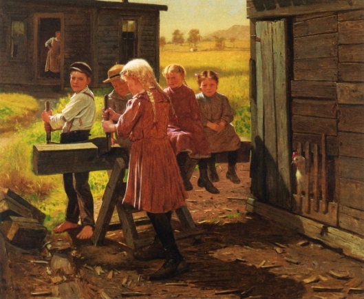 The Industrious Family