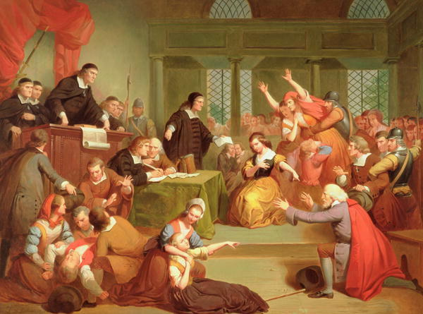 The Trial Of George Jacobs, August 5th, 1692