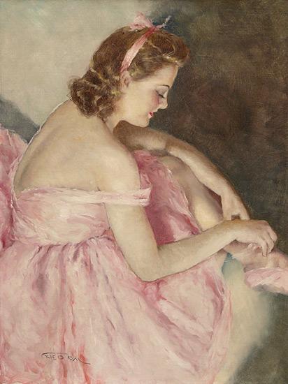 A Ballerina