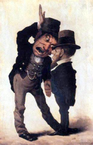 A Political Debate Between Two Irishmen