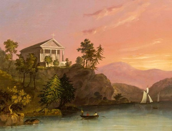 Chapel At Cold Spring Harbor