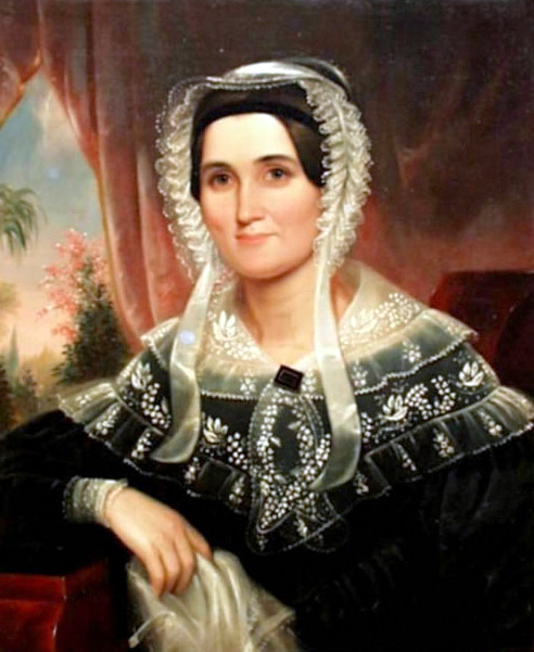Lucie Harvie Hull of Athens, Georgia