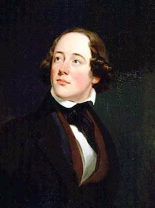 Portrait of Martin Johnson Heade As A Young Man