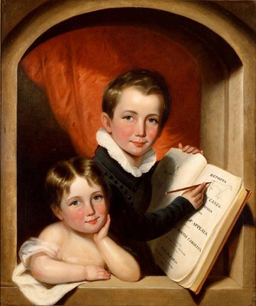 Robert And Elizabeth Gilcrest