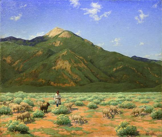 Shepherd Of The Southwest