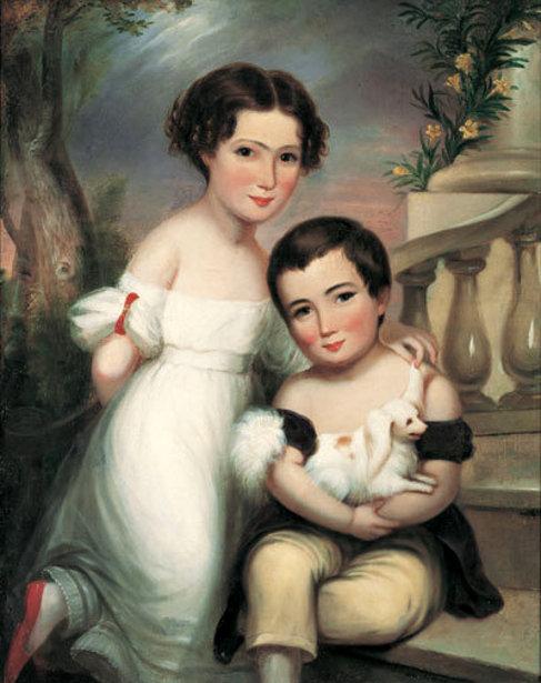 Thomas And Emily Howard Thomas Of Augusta, Georgia