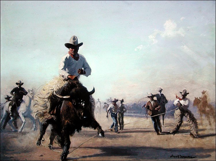Wyoming Rodeo