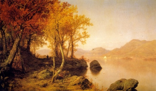 Indian Summer, Lake George