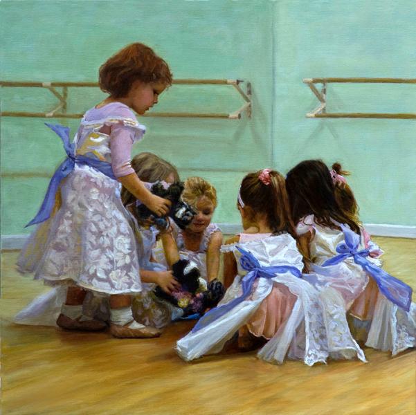 Little Ballerinas & Kitties