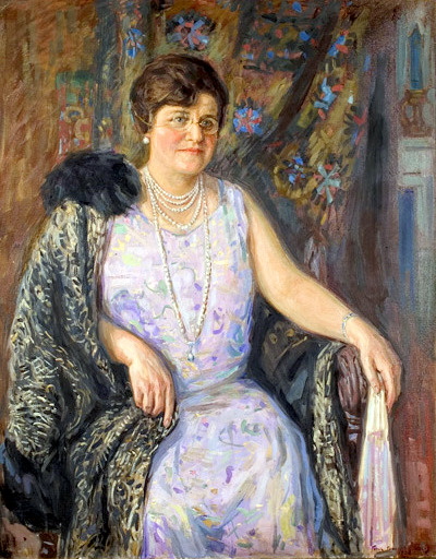 Portrait Of Fifi Vaccaro