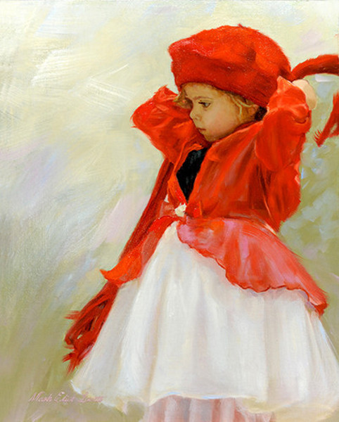 Red Cap Girl