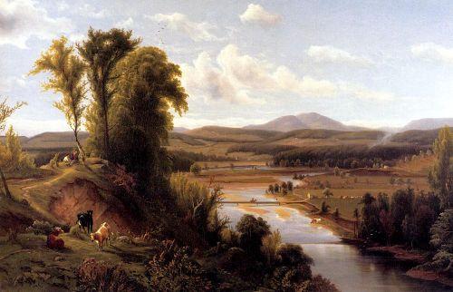 Connecticut River Valley, Vermont