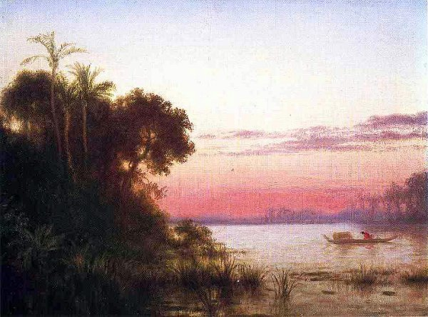 Sunset On The Guayaquil