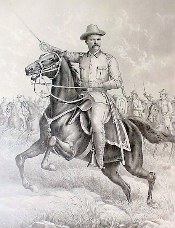 Colonel Theodore Roosevelt USV