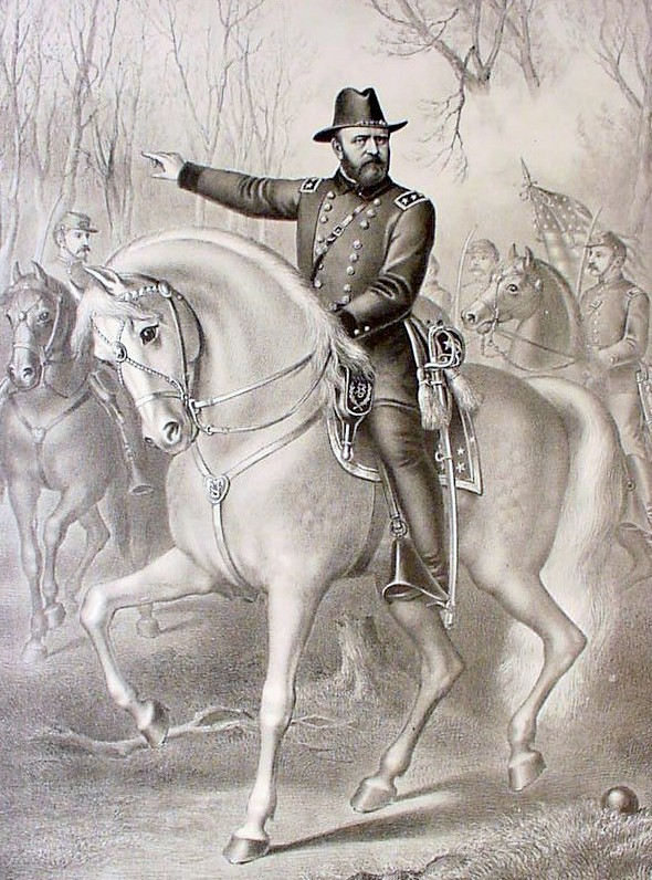ulysses s grant. General Ulysses S. Grant