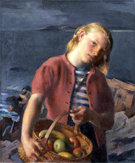 Girl From The Village