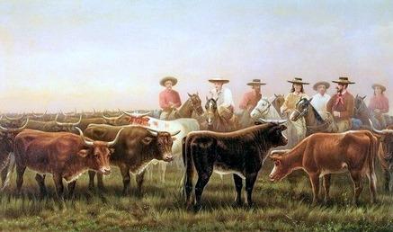 Judges Of The Plains