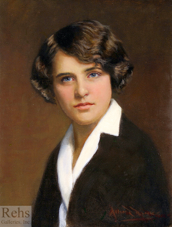 Portrait of Helen